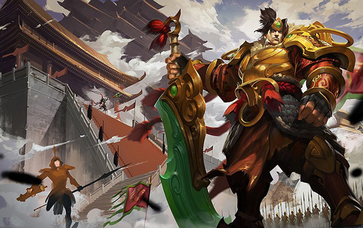 Ôn bài với bộ kỹ năng tướng của ĐTCL mùa 5: Những tướng 5 vàng
