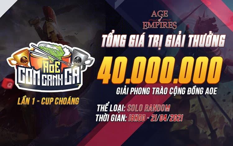 Xác nhận sẽ cầm Mic bình luận trở lại, G_Man hé lộ siêu giải đấu AoE với giá trị giải thưởng cực khủng