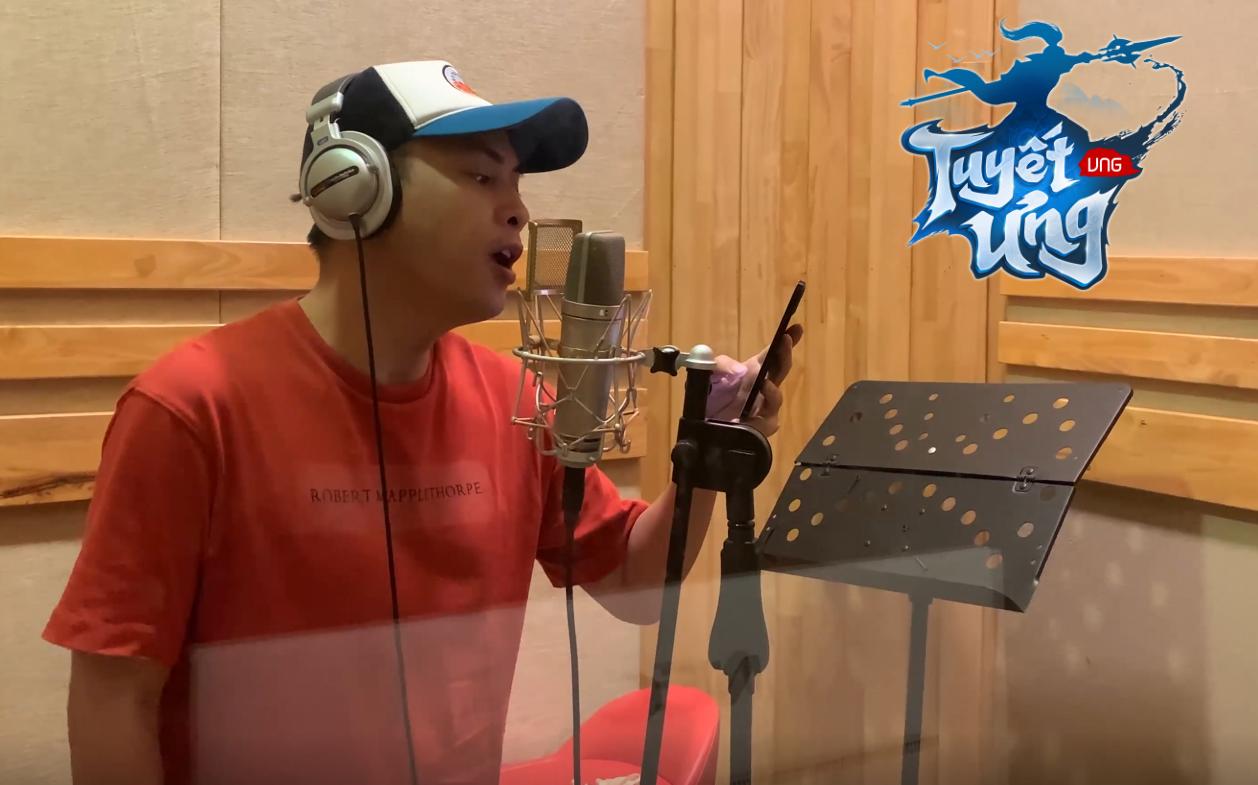 Tuyết Ưng VNG hé lộ bản thu âm mới, hợp tác cùng ca sĩ Hồ Quang Hiếu