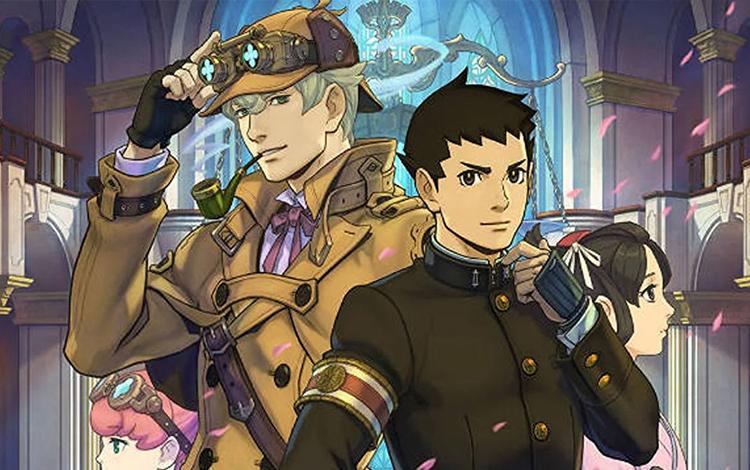 Capcom giới thiệu tựa game trinh thám với nhân vật đặc biệt có tên 'Herlock Sholmes'