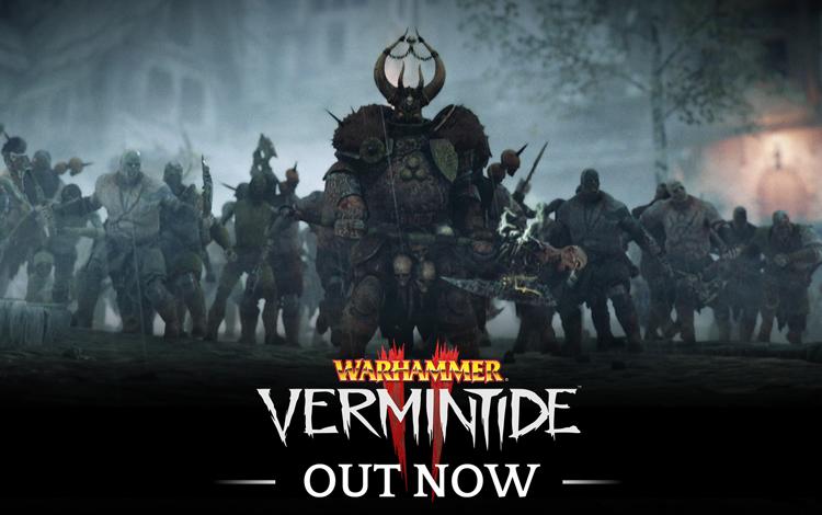 Free games cuối tuần: Lạc vào những trận chiến bất tận với Warhammer: Vermintide 2