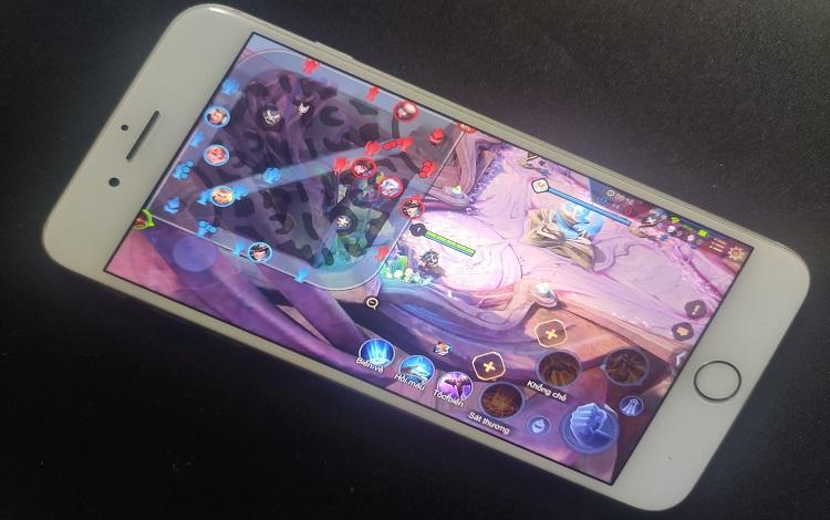 """Lộ diện bản hack map mới trong Liên Quân Mobile có giá khủng nhưng chỉ cam kết """"antiban"""" một mùa"""