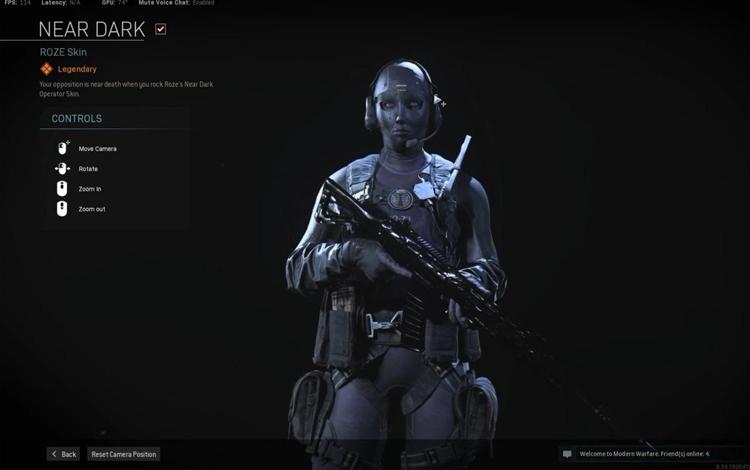 Raven Software nerf... skin trong CoD: Warzone do quá bá đạo