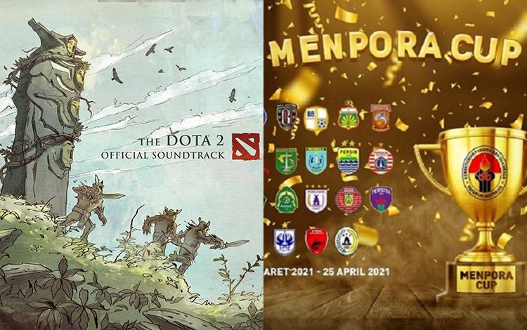 Nhạc Dota bất ngờ được sử dụng tại lễ trao giải của sự kiện bóng đá