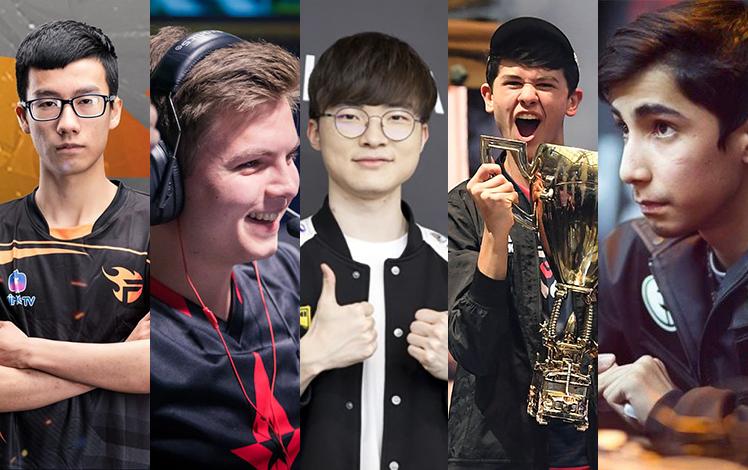 Top 5 nhà vô địch thế giới trẻ tuổi nhất trong lịch sử eSports