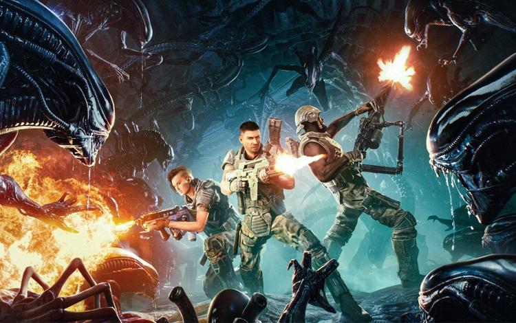 Aliens: Fireteam công bố hình ảnh mới về The Engineers
