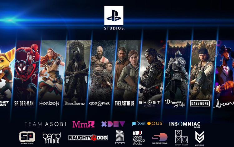 Sony sẽ đầu tư mạnh cho Studio game nội bộ của mình