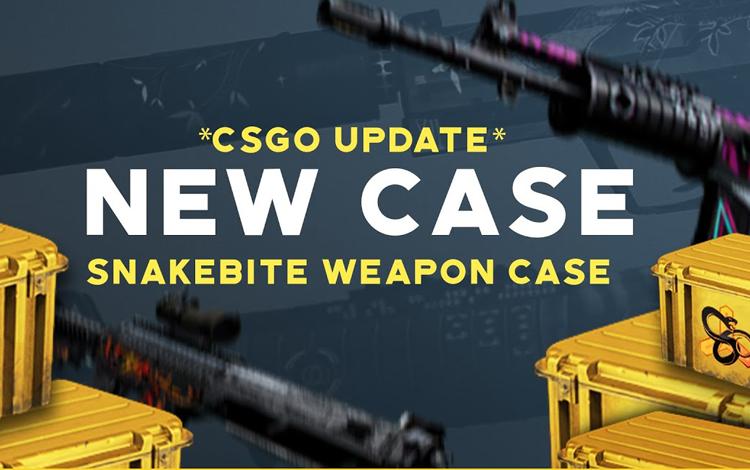 Valve tung ra bản cập nhật mới cho CS:GO, kết thúc Operation: Broken Fang