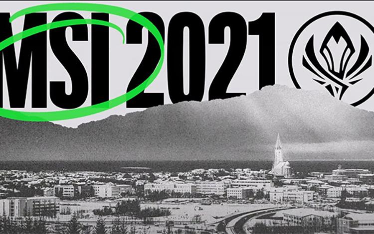 Lịch thi đấu MSI 2021 - giai đoạn vòng bảng