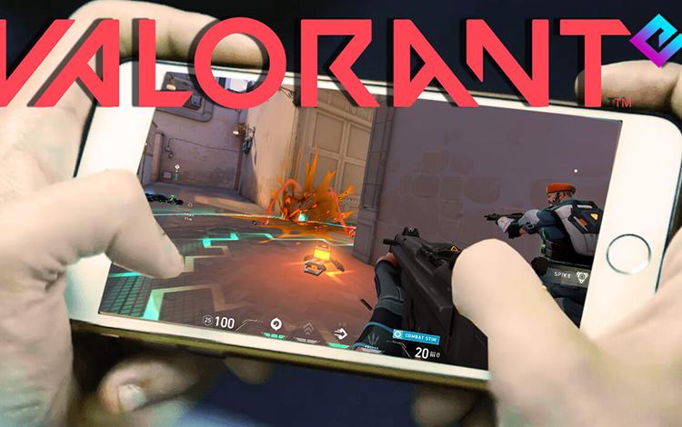 Riot Games chuẩn bị tạo ra cú sốc với VALORANT phiên bản Mobile