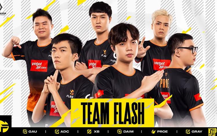 Chung kết ĐTDV Mùa xuân 2021: Team Flash đánh cho SGP biết ai mới là nhà vua thực sự của Liên Quân Mobile Việt Nam