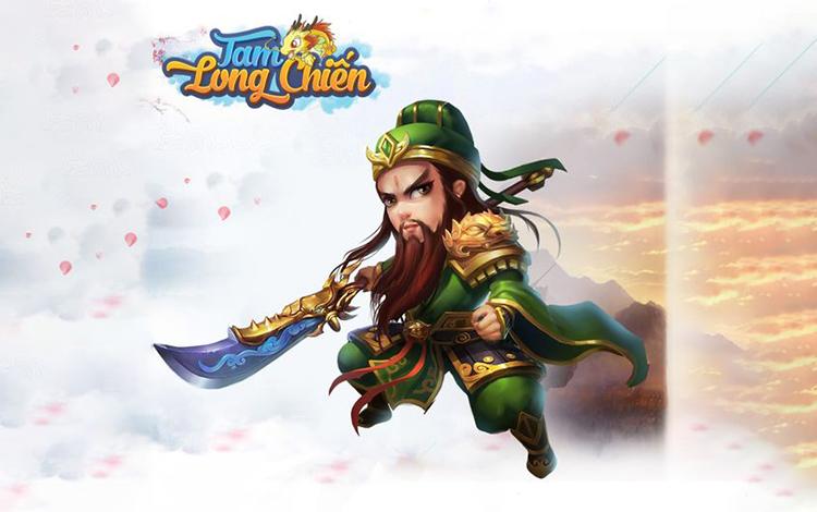 Trận Hổ Lão Quan - Tam anh chiến Lã Bố tái hiện đặc sắc trong Tam Long Chiến