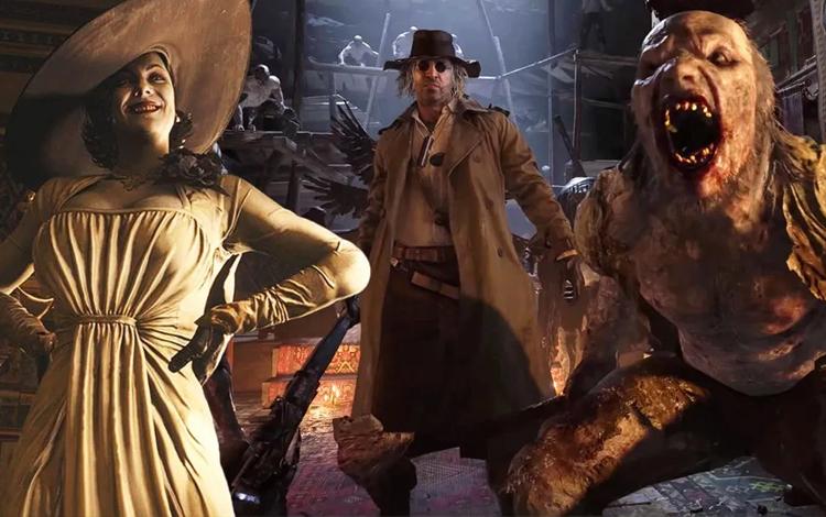 """Capcom bị tố """"đạo nhái"""" thiết kế quái vật trong Resident Evil: Village"""