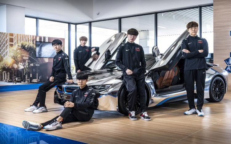 Chủ tịch Faker được nhận quà sinh nhật khủng hơn 4 tỉ từ hãng xe danh tiếng