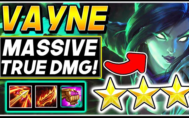 """Spam quá nhiều trong ĐTCL, Vayne chính thức bị Riot Games """"sờ"""" tới"""