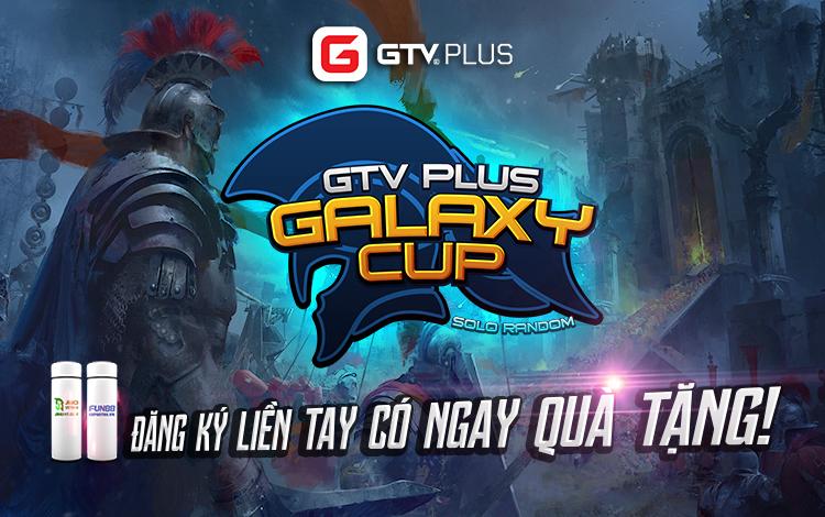 Chính thức mở đăng ký giải đấu AOE GTV PLUS GALAXY CUP