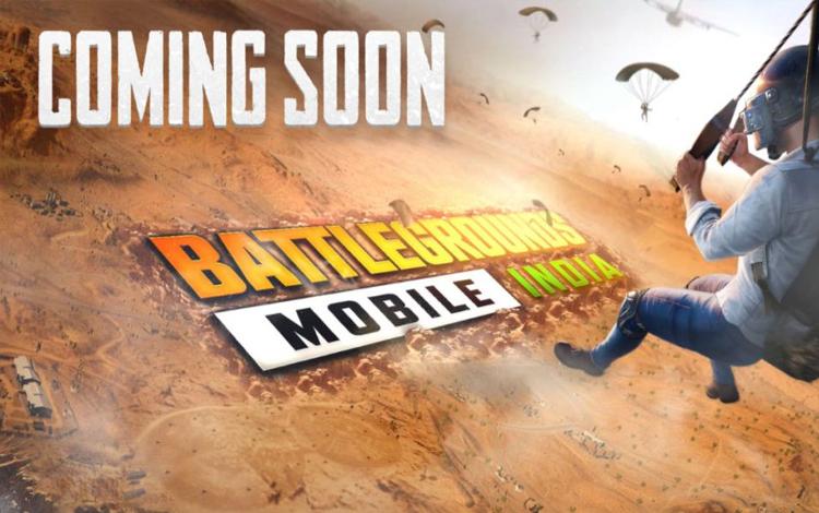Krafton phát hành bản PUBG mobile dành riêng cho game thủ Ấn Độ