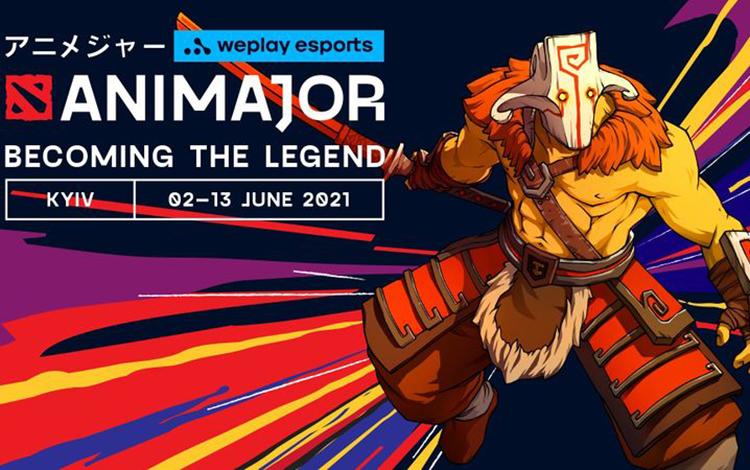 WePlay! AniMajor - Major cuối cùng của mùa giải DPC 2021
