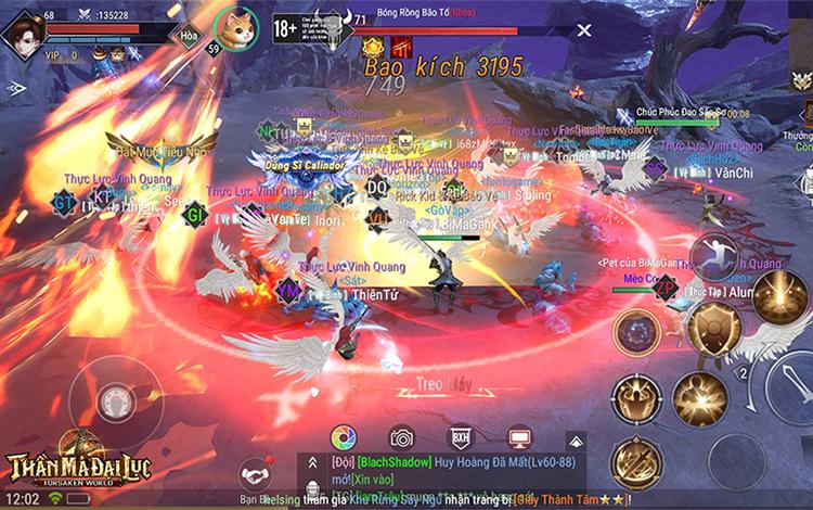Game thủ nói gì về Forsaken World: Thần Ma Đại Lục sau 3 ngày ra mắt chính thức?