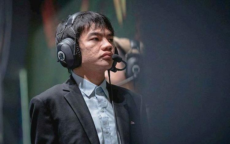 """Huấn luyện viên Tinikun chuẩn bị """"comeback"""" sau màn hợp tác với Divine"""