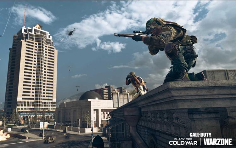 John McClane (Die Hard) và Rambo sẽ được thêm vào COD: Warzone!