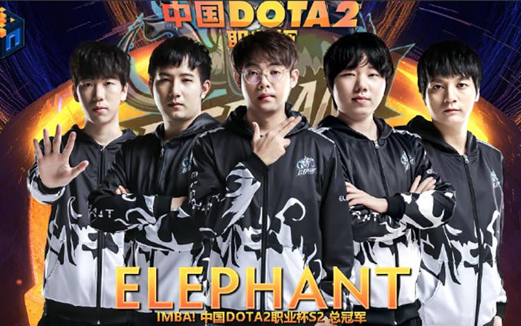 Không thể giành vé đi Major, Elephant quyết thay máu đội hình vì một slot tại TI10