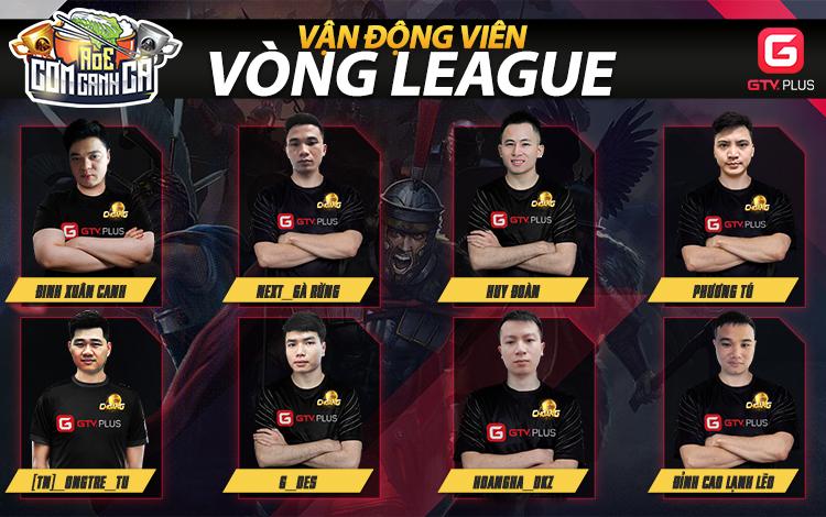 Giải đấu AoE Cơm Canh Cà lần 2: Xác định được 8 cái tên xứng đáng để lọt vào vòng League