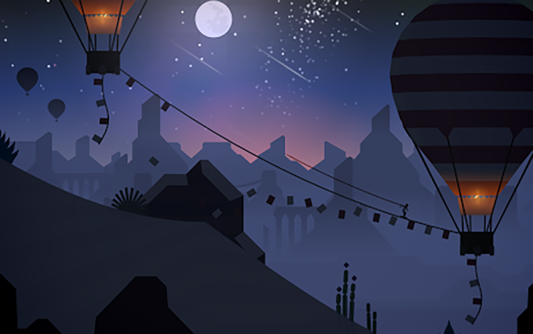 Game Mobile Ngon Bổ Rẻ #1: Alto's Odyssey - Siêu phẩm Endless cho IOS