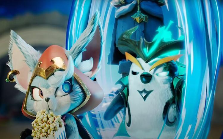 Kho Vũ Khí sẽ xuất hiện lần đầu tiên trong ĐTCL Mùa 5 - Cho phép người chơi chọn cả Siêu Xẻng