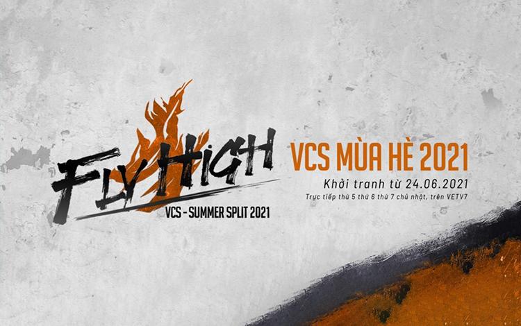 Thông tin mới nhất về thời gian khởi tranh và chuyển nhượng của VCS Mùa Hè 2021
