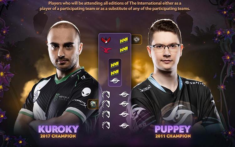 Puppey và Kuroky - Có hay không lần thứ 10 cho một cuộc tình tại The International?
