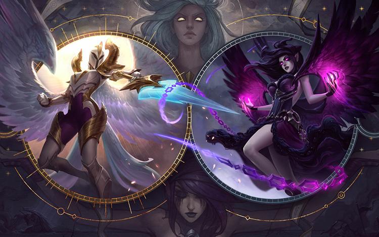 Lỗi game khiến Morgana có thể trói chân vĩnh viễn một kẻ địch trong LMHT