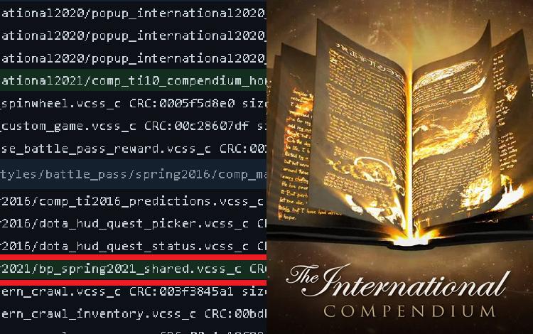 """Thêm bằng chứng cho thấy Battle Pass sẽ """"hồi sinh"""" trong bản Update Event tháng 6 của Dota 2?"""