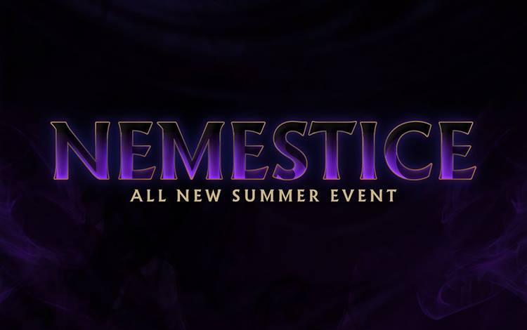 Sự kiện mùa Hè của Dota 2 - Nemestice ấn định ngày khởi tranh