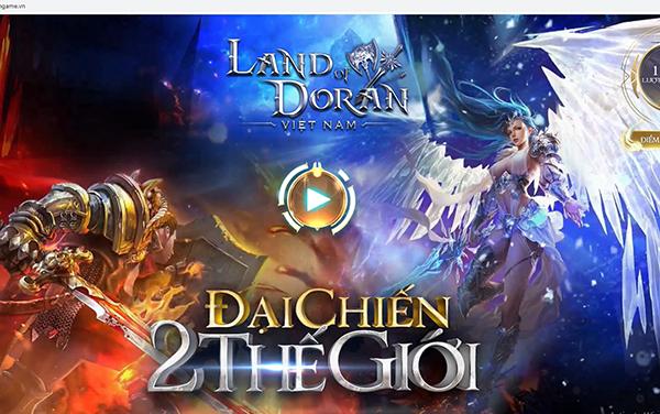 Siêu HOT Vùng Đất Bí Ẩn - Land Of Doran Việt Nam ra mắt 24/06/2021