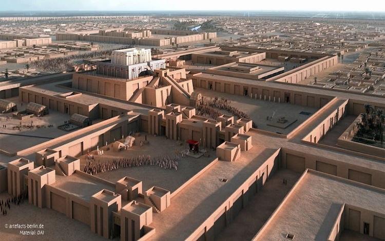 Vì sao máy bắn đá và nông dân Sumerians bá đạo đến thế?