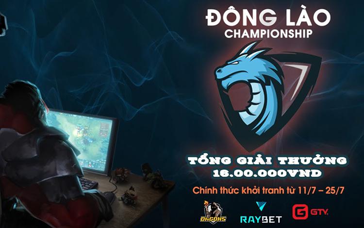 Dream Catcher Gaming chính thức công bố giải đấu Đông Lào Championship