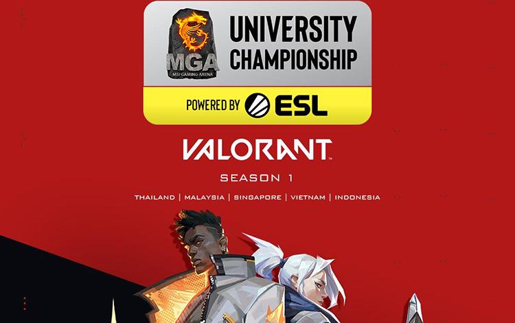 MGA University Championship VALORANT Season 1 chính thức khởi tranh
