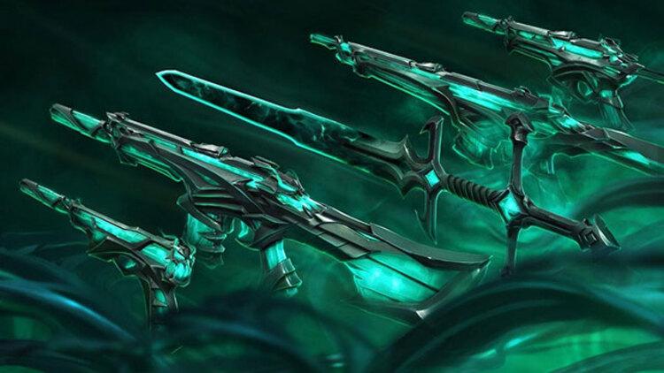 Trang bị súng Valorant theo chủ đề Đại Suy Vong có gì thú vị?