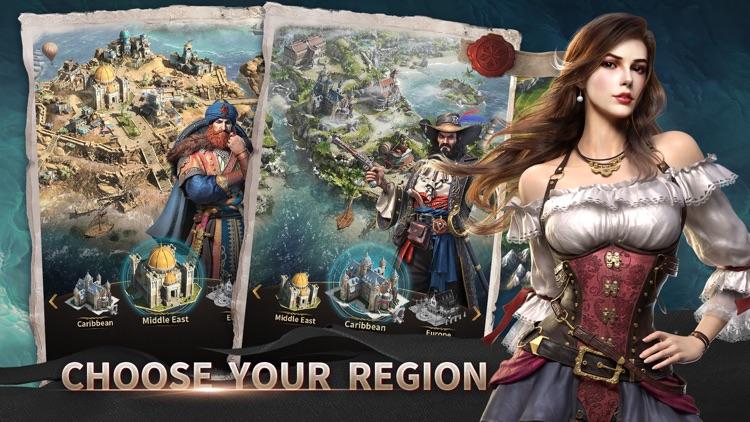 Siêu phẩm game Cướp biển chuẩn bị được Garena ra mắt