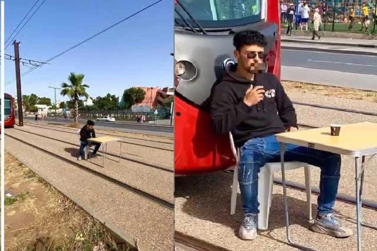 Nam Youtuber nhận bản án thích đáng sau khi chơi ngông chặn đường tàu