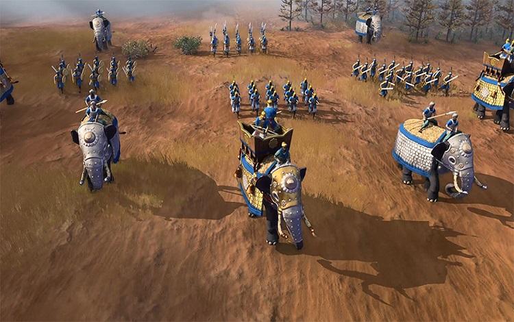 AOE 4 - Ages of Empire 4: Siêu phẩm AoE chính thức xuất hiện
