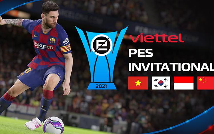 Thông cáo báo chí tổ chức giải đấu Viettel Pes Invitational