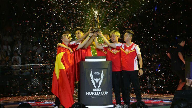Top 10 tuyển thủ Esports có thu nhập từ giải đấu cao nhất Việt Nam (P1)