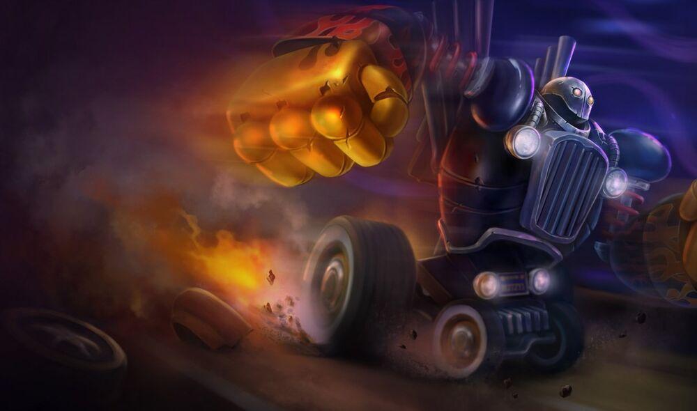 Cốt truyện Liên Minh Huyền Thoại #13 - Blitzcrank - Người máy hơi nước