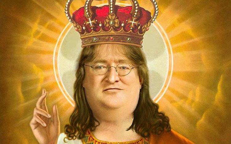 Gabe Newell - Vị giám đốc cần mẫn với công việc trả lời mail của người chơi