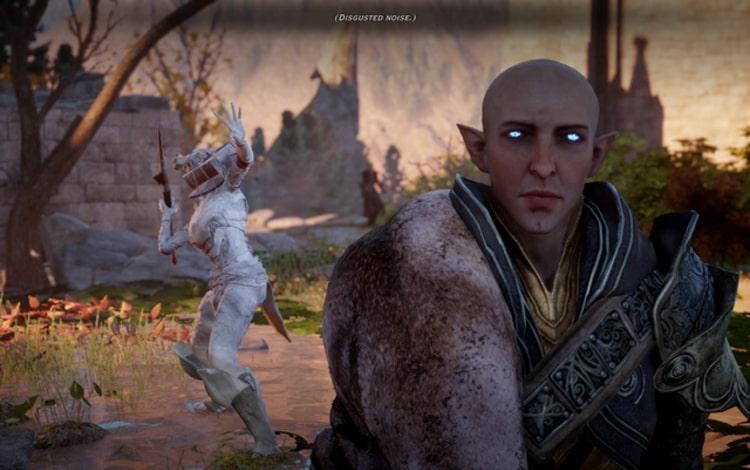 Những kẻ phản diện có đầu óc không bình thường trong thế giới game
