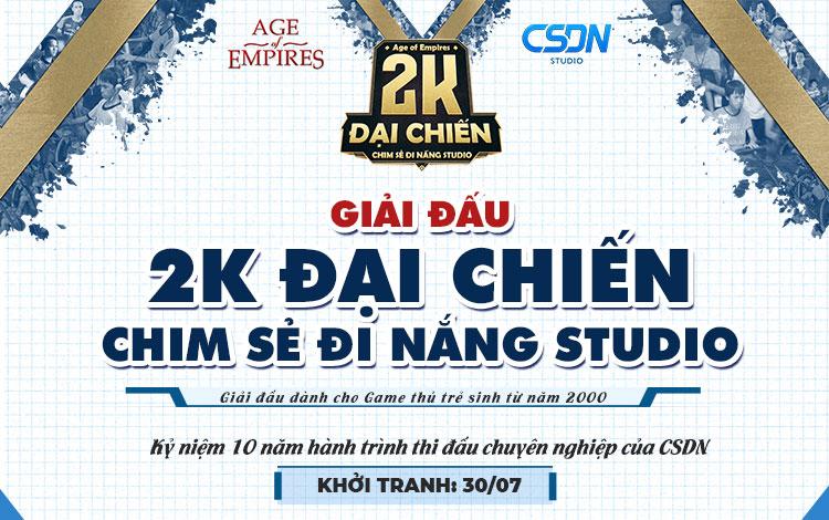 Kỷ niệm 10 năm thi đấu chuyên nghiệp, Chim Sẻ Đi Nắng tổ chức giải đấu săn tìm phiên bản 2.0