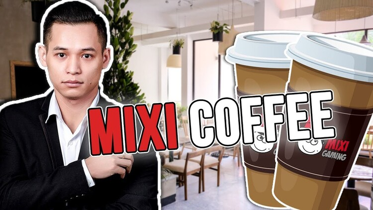 """Độ Mixi tiết lộ dự án """"triệu đô"""" Mixi Cofee sau dự án Sà Bì Chưởng cùng Hội Tứ Hoàng"""