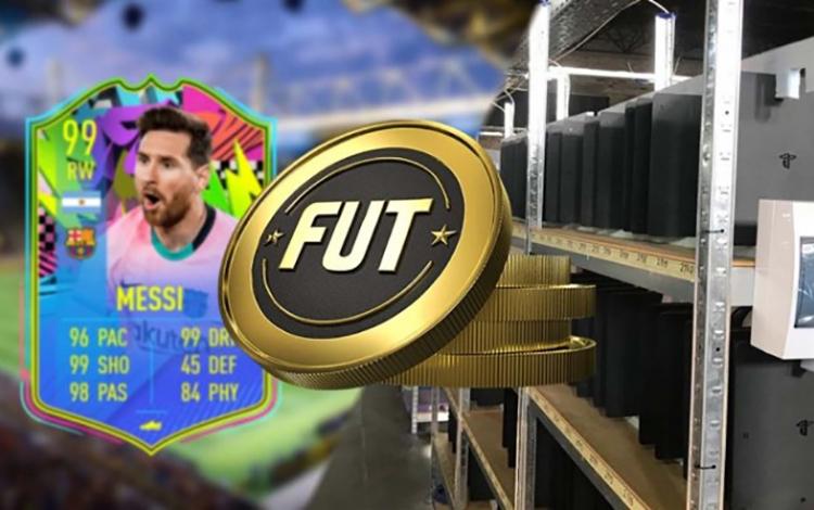 Tưởng là cày coin, hóa ra gần 4.000 chiếc PS4 bị vắt kiệt để cày FIFA Ultimate Team